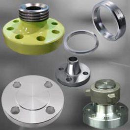 Flanges & Ring Joint Gasket – Фланцы и Фланцевые прокладки