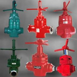Gate Valves for Drilling & Production
