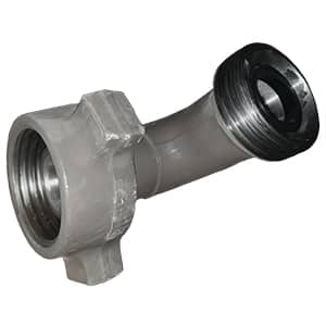 "Колено трубопровода Long Elbow 90 deg 3"" FIG.1502 Union MxF"