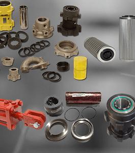 Запасные части СВП-Top Drive Systems