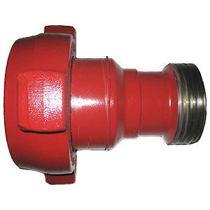 "Переводник - ADAPTER UNION HAMMER CROSSOVER 2"" FIG1502 F X 3"" FIG1502 M, INTEGRAL, 15,000 PSI WP, STANDARD SERVICE"
