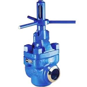 "Грязевые задвижки 5"" X 4"" SCH.XXS MV50 MUD VALVE, SUPER TRIM, PSL3 5K P-U"