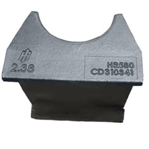 Зажимной блок цепи инжектора CD310341