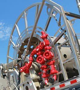 Оборудование для гидроразрыва пласта (ГРП) и Колтюбинг