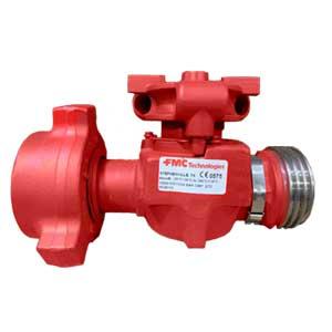 Plug valve P516113–LT ULTA010 150U 1.5IN 1502 FXM