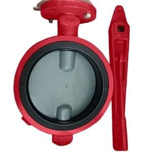 """Дисковый затвор butterfly valve 8"""" model 12 weco FMC p.n.3232417"""