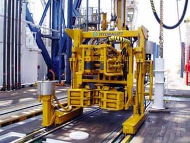 Морские краны Hydralift, NOV