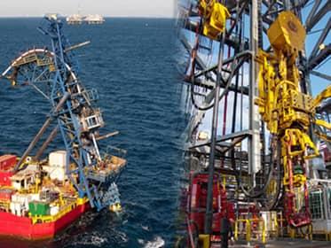 Колтюбинг для шельфовой добычи нефти и газа